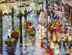 The Grand Canal - Liberty Puzzles - 2