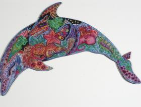 Dolphin - Liberty Puzzles - 2