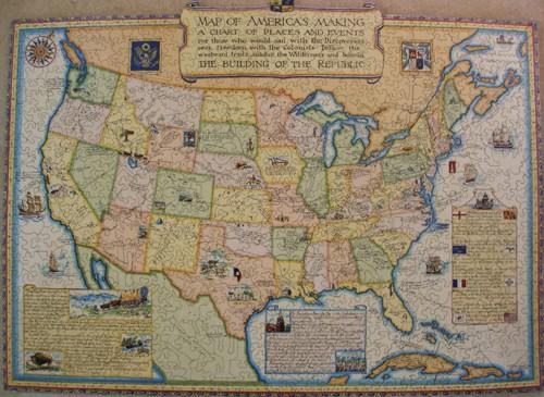 Map of America's Making - Liberty Puzzles - 7