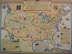 Map of America's Making - Liberty Puzzles - 2