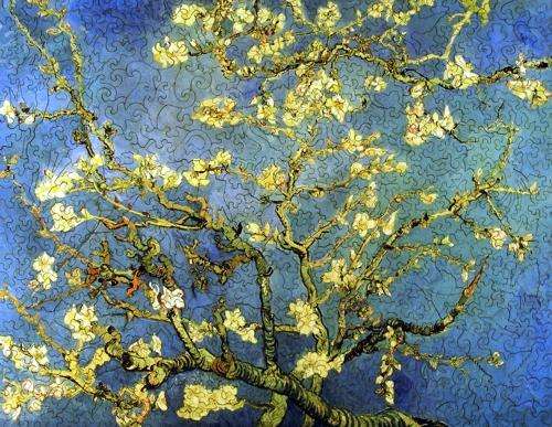 Almond Blossom - Liberty Puzzles - 7