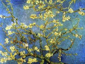 Almond Blossom - Liberty Puzzles - 2