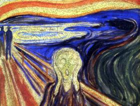The Scream - Liberty Puzzles - 2