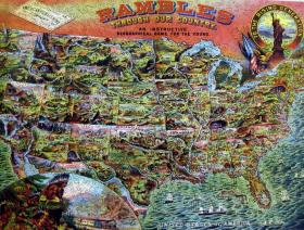 Rambles Through Our Country - Liberty Puzzles - 2