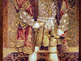 Portrait of Henry VIII - Liberty Puzzles - 2