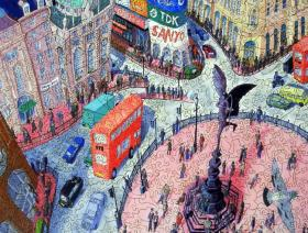 Piccadilly Circus - Liberty Puzzles - 2