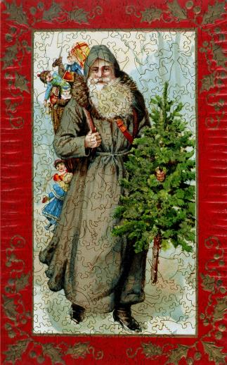 Father Christmas - Liberty Puzzles - 7