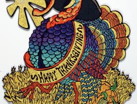 Gobble Gobble - Liberty Puzzles - 2