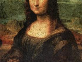 Mona Lisa - Liberty Puzzles - 2