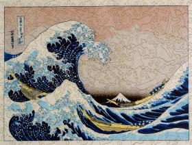The Great Wave Large Piece - Liberty Puzzles - 2