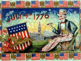 Uncle Sam's Celebration - Liberty Puzzles - 2