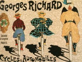 Cycles & Automobiles - Liberty Puzzles - 2