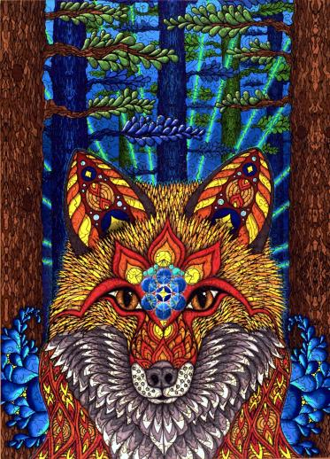 Electric Fox - Liberty Puzzles - 7