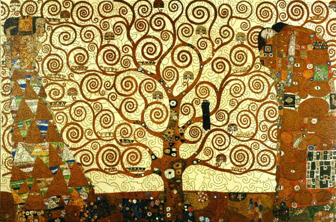 Klimt Tree of Life - Liberty Puzzles - 7