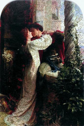 Romeo and Juliet - Liberty Puzzles - 6
