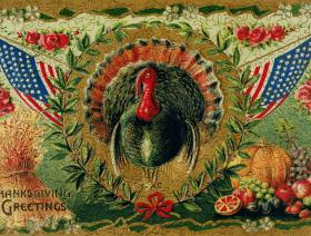 Patriotic Turkey - Liberty Puzzles - 2