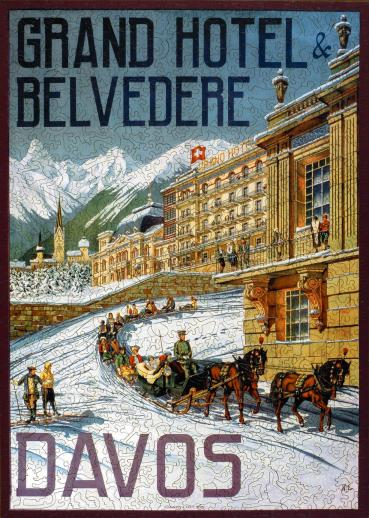 Grand Hotel Belvedere - Liberty Puzzles - 7