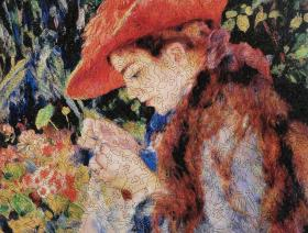Marie-Therese Durand-Ruel Sewing - Liberty Puzzles - 2