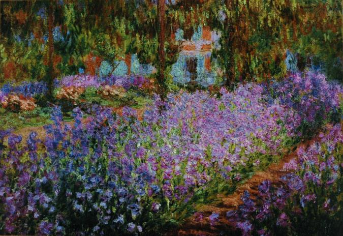 Artist's Garden at Giverny - Liberty Puzzles - 7