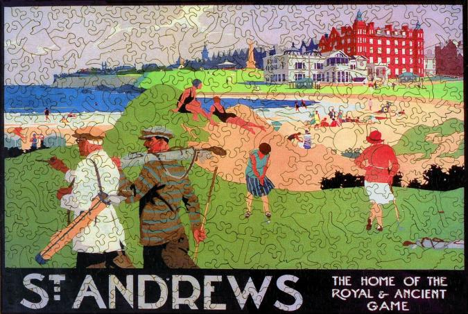 St. Andrews - Liberty Puzzles - 7