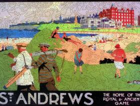 St. Andrews - Liberty Puzzles - 2