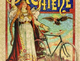 Acatene Bicycles - Liberty Puzzles - 2