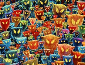 A Plethora of Cats - Liberty Puzzles - 2