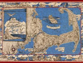 A Map of Interesting Cape Cod - Liberty Puzzles - 2