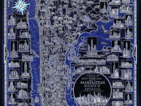 New York City Pictorial Map - Liberty Puzzles - 2