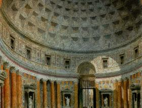 Interior of the Pantheon, Rome - Liberty Puzzles - 2