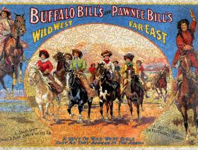 A Bevy of Wild West Women - Liberty Puzzles - 2