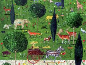 The Menagerie - Liberty Puzzles - 2