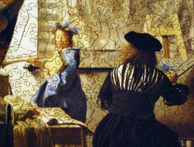 Allegory of Painting - Liberty Puzzles - 3