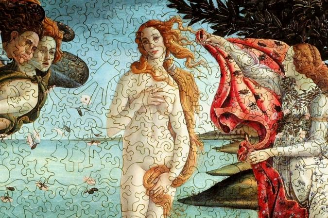 Birth of Venus - Liberty Puzzles - 8