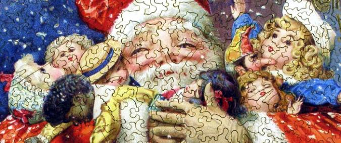 Christmas Wishes - Liberty Puzzles - 8