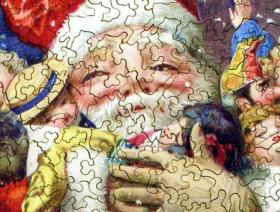 Christmas Wishes - Liberty Puzzles - 3