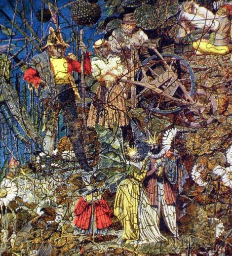 The Fairy Feller's Master-Stroke - Liberty Puzzles - 8