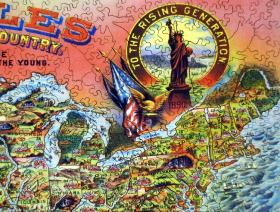 Rambles Through Our Country - Liberty Puzzles - 3