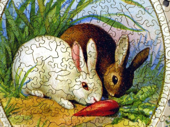 Best Easter Wishes - Liberty Puzzles - 8