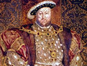 Portrait of Henry VIII - Liberty Puzzles - 3