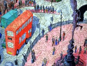 Piccadilly Circus - Liberty Puzzles - 3