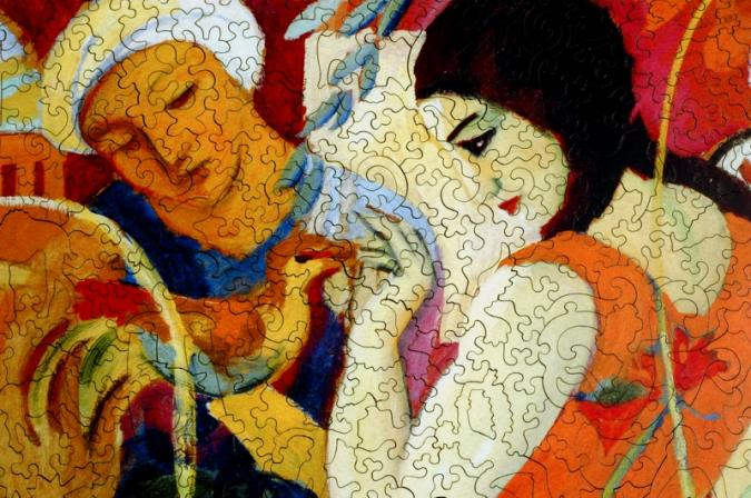 Eastern Women - Liberty Puzzles - 8