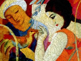 Eastern Women - Liberty Puzzles - 3