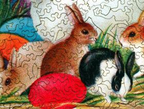 Hoppy Easter - Liberty Puzzles - 3