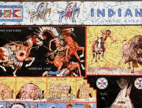 Indians of North America - Liberty Puzzles - 3
