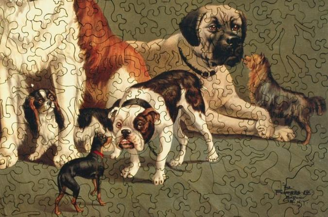 New England Kennel Club - Liberty Puzzles - 8