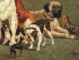 New England Kennel Club - Liberty Puzzles - 3
