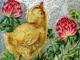 Clover Bunny - Liberty Puzzles - 3