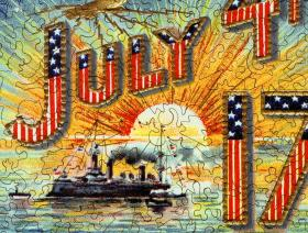 July 4, 1776 - Liberty Puzzles - 3