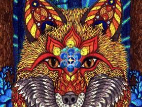 Electric Fox - Liberty Puzzles - 3